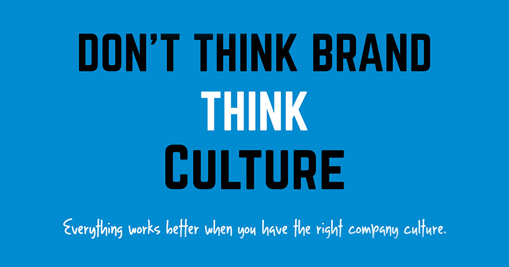 Think brand think culture